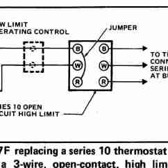 Wiring Diagram For A Honeywell Thermostat Ford 4000 Generator Room Diagrams Hvac Systems