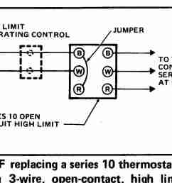 room thermostat wiring diagrams for hvac systems ruud thermostat wiring diagram 3 wire high limit honeywell [ 1466 x 868 Pixel ]