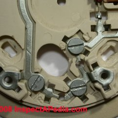 Honeywell Round Thermostat Wiring Diagram Holden Wb Ute Room Tables: Guide To Generic Or Standard Connections For ...