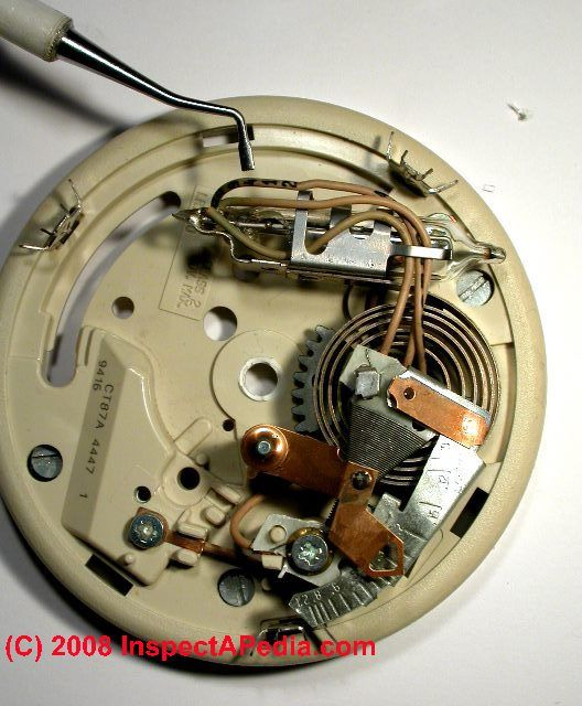 Mercury Thermostat Wiring In Addition Honeywell Thermostat Wiring