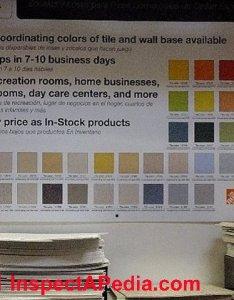 Armstrong excelon floor colors  daniel friedman also guide to installing resilient flooring vinyl tile sheet rh inspectapedia