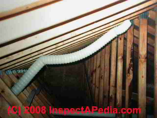 Bathroom Ventilation Fan Duct Lengths What Are The Maximum Minimum Recommended Lengths For Bath Vent Fan Ducts