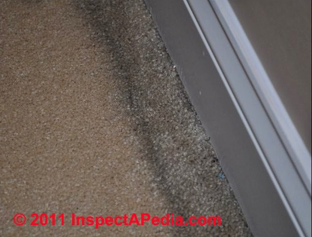 how to remove heavy dirt stains from carpet. Black Bedroom Furniture Sets. Home Design Ideas
