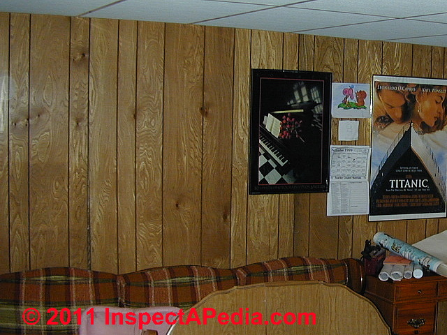 Plywood Wainscoting Sheeting