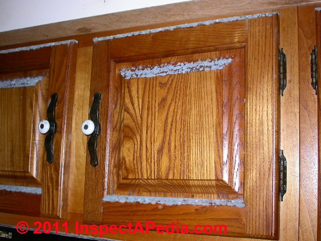 Salvage building contents how to sort  clean moldy or