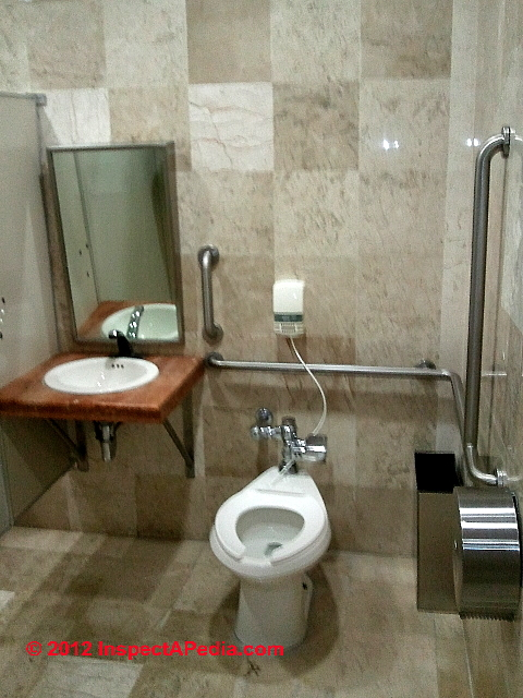 Accessible Bath Design Accessible Bathroom design layouts specifications wheelchair access
