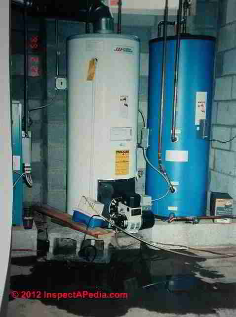 Indirect Hot Water Heater Problems : indirect, water, heater, problems, Recent, Water, Heater, Repair, Newer, Cylinder, Calorifier, Diagnose