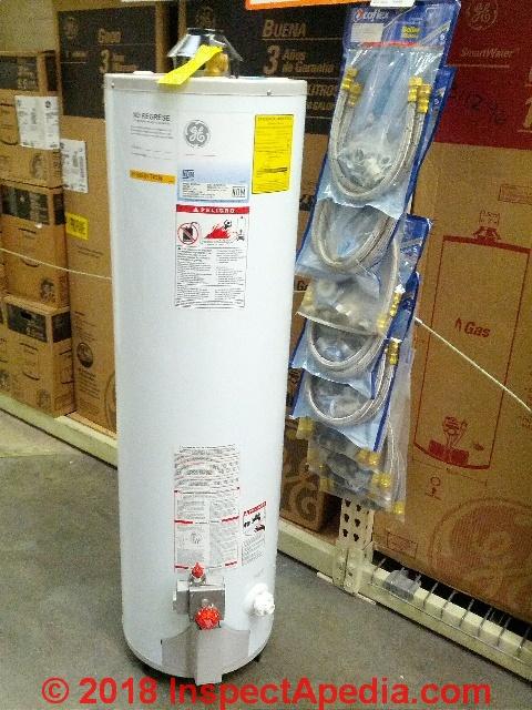 Ge Water Heater Serial Number : water, heater, serial, number, Water, Heater, Decoding, Guide, Manuals