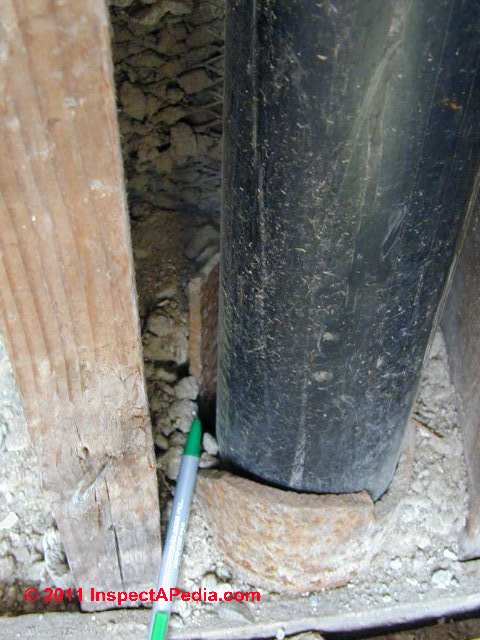 How to Test for  Trace Sewer Gas Smells and Septic Tank