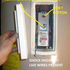 Racold Water Heater Wiring Diagram Allen Bradley Lighting Contactor Electric Diagnosis Top 16 Steps To Hot Thermostast And Reset Switch C Daniel Friedman