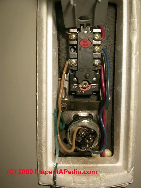 Wiring Diagram For Ge Hot Water Heater