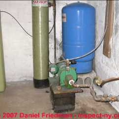 Well Pump Not Priming Criminal Justice System Diagram Keeps On Running How To Get The Water Shut Off Photograph Of A 1 Line Jet Shallow And Softener