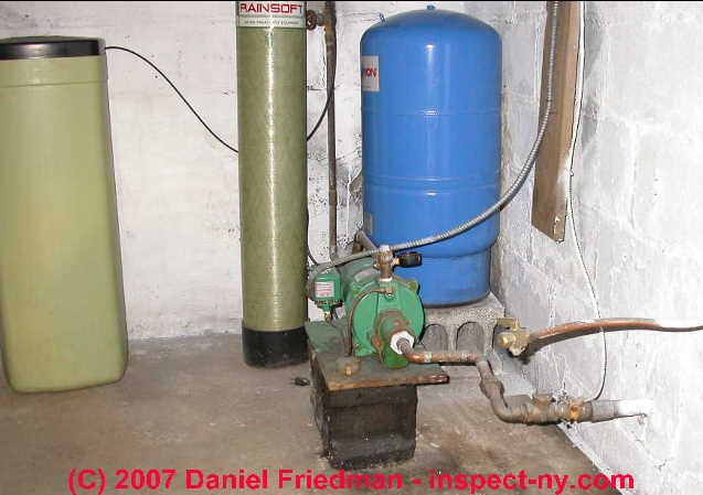 deep well jet pump installation diagram lx torana dash wiring water tank pressure calculations - the effects of temperature, air charge, size, ...