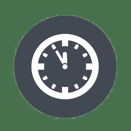 termite inspection clockicon