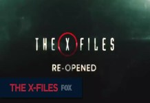 THE X-FILES   Re-Opened