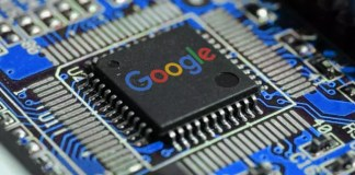 Google custom chipset