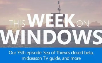 This Week On Windows: Mixed Reality Viewer, Sea of Thieves, and ebooks!
