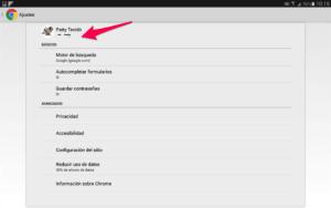 Chrome_sincronizacion