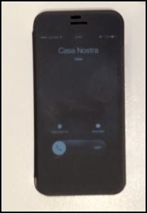 funda para iphone 6 visión pantalla