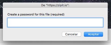 añadir contraseña a un archivo _password