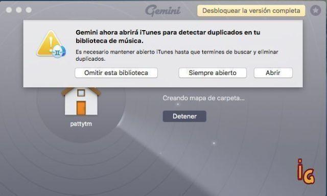 liberar espacio en tu Mac _itunes