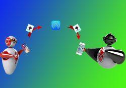 Compartir archivos con Airdrop