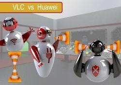 VLC no podrá descargarse en móviles Huawei