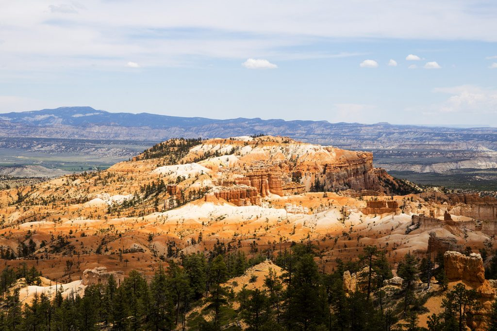 Berg in Bryce Canyon