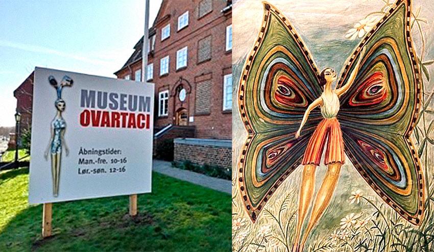 Conheça o museu com obras feitas por pessoas com transtornos mentais