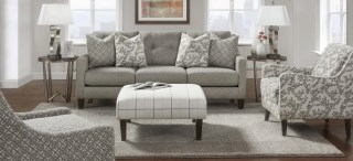 Grey Sofa Furniture Rental