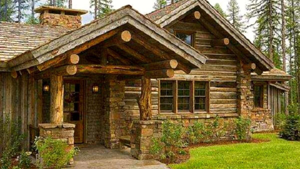 house ideas - house wood