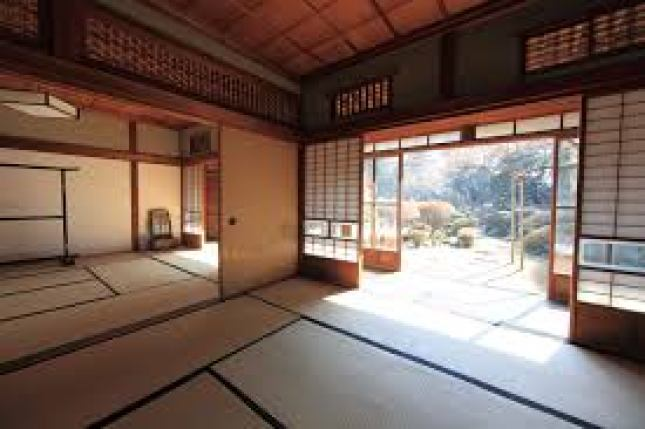 Japanese Style Open Space House Ideas