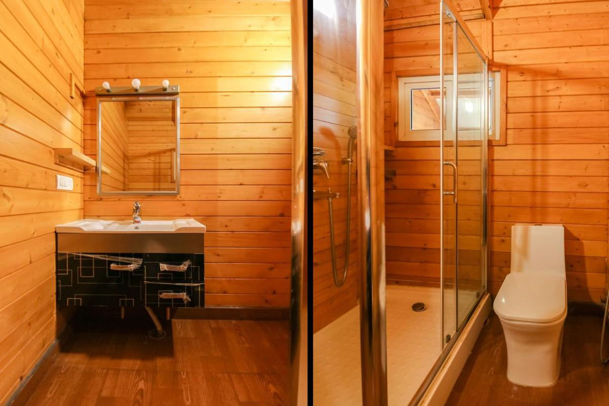 toilet wooden house design small house for rent near me