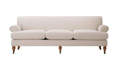 white elegant sofa lawson modern sofa