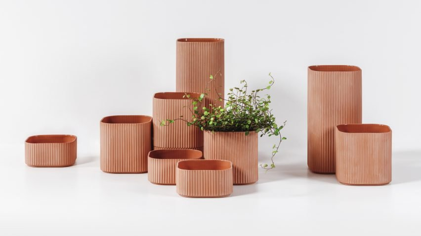 Collection Of Ceramic Design Pots