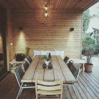 Various Ornaments to Make Your Terrace More Attractive