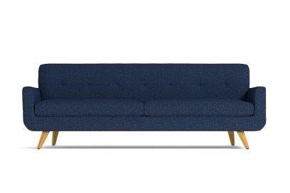 lawson sofa modern blue sofa design
