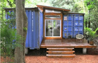 Simple Container House