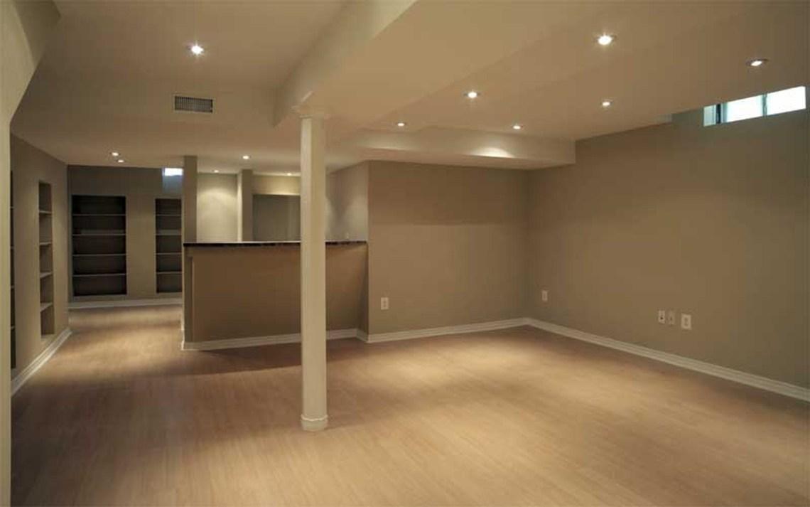 UnderGround Area To Be Family Bedroom