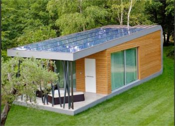 maximize storage container house