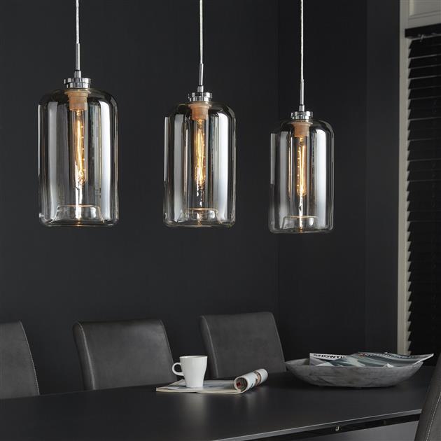 mettallic style wall lamp