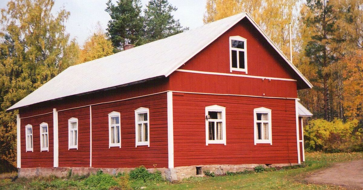 red house paint