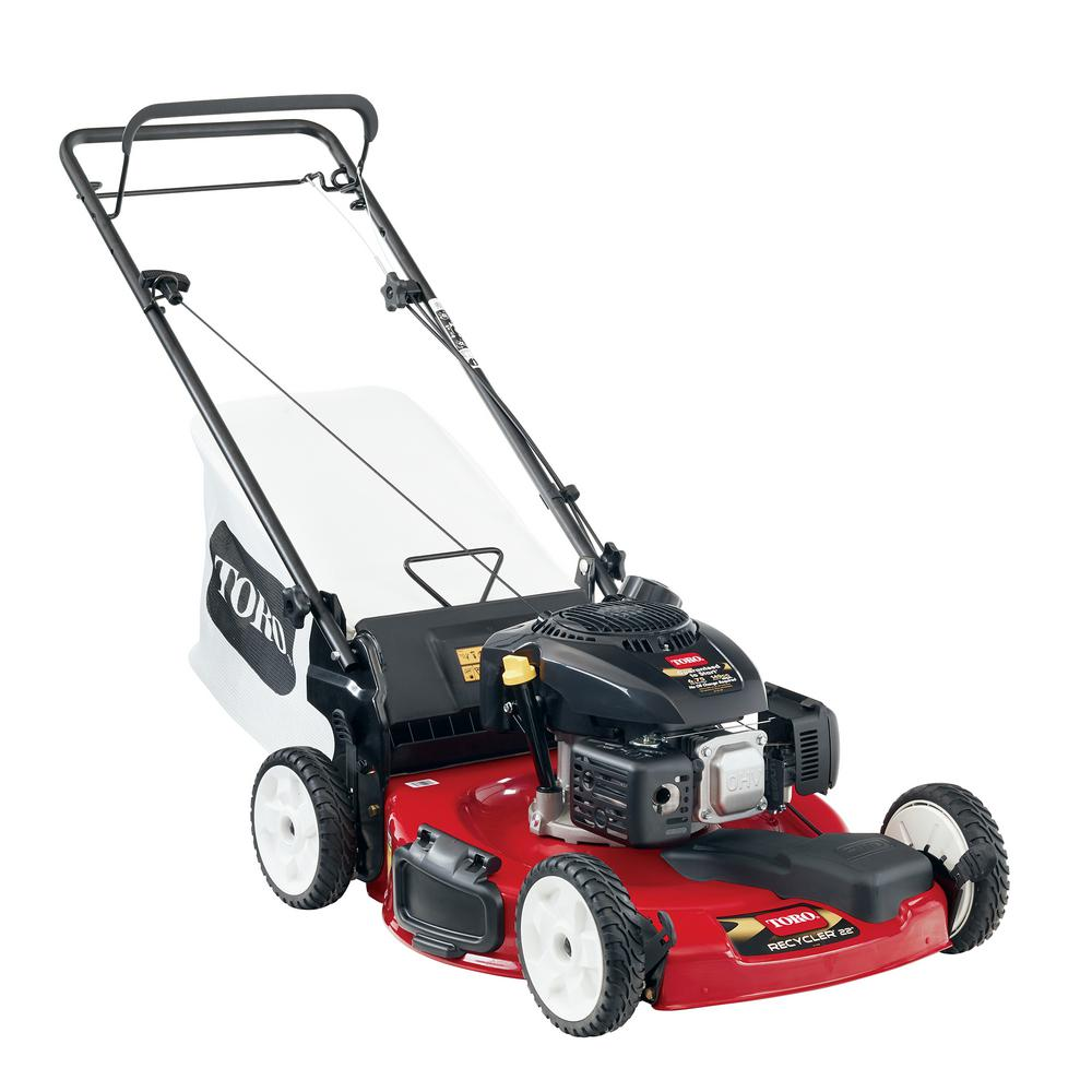 toro 22in lawmower