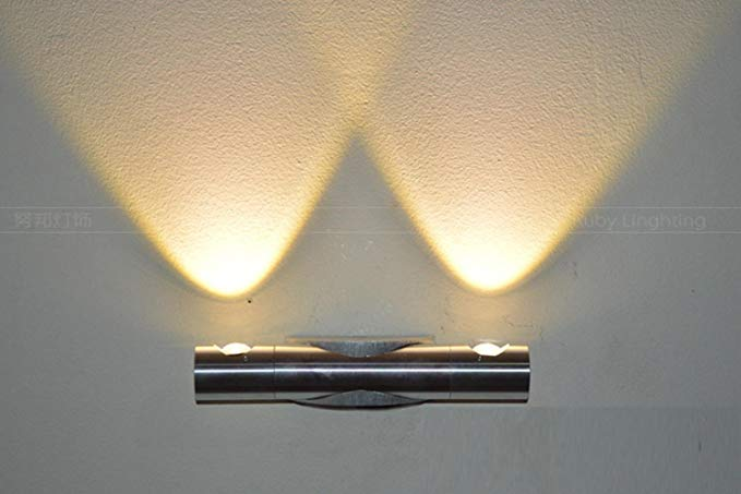 two ways lighting rectangle lamp design