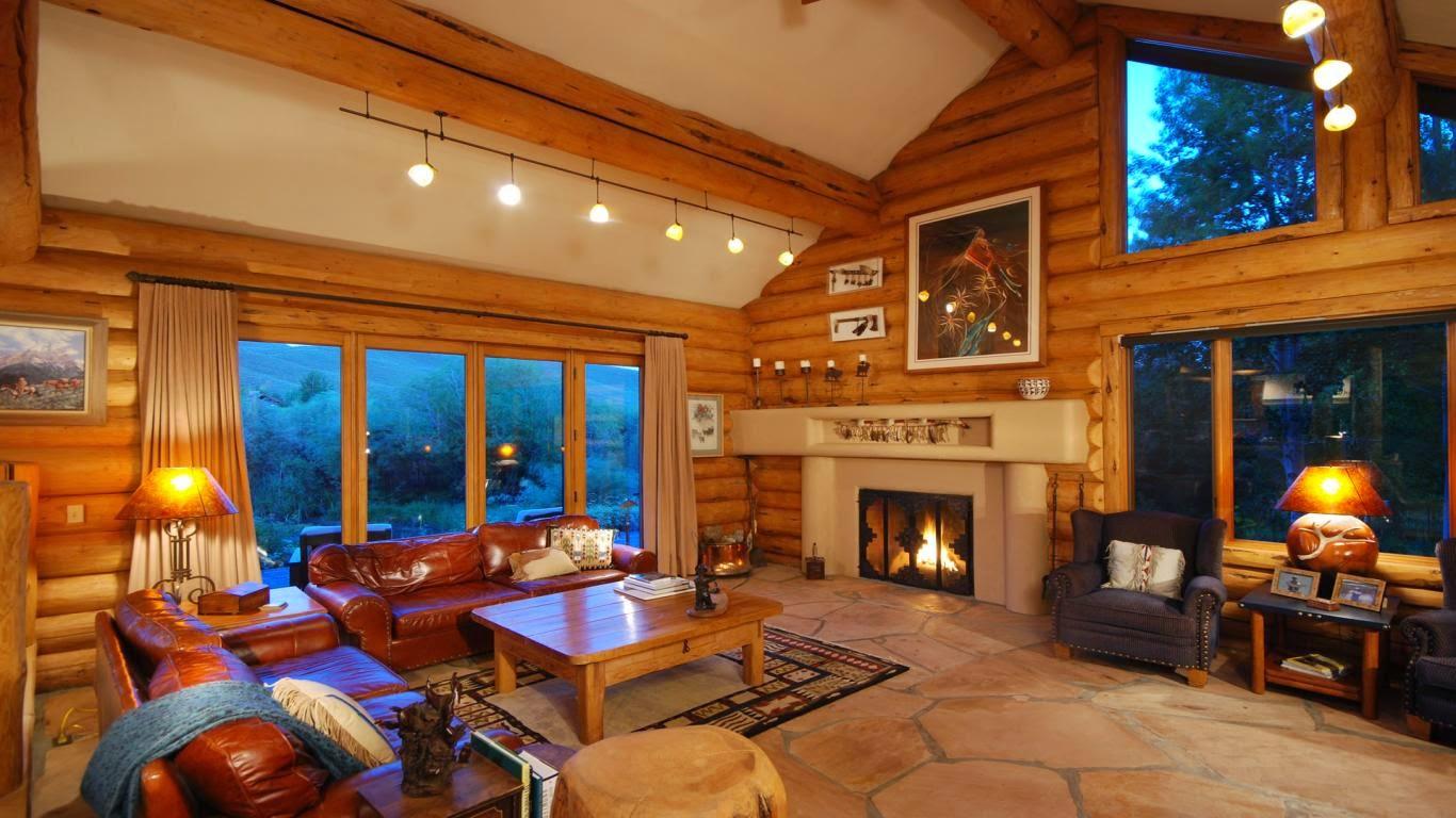 Living room decoration ideas for winter season