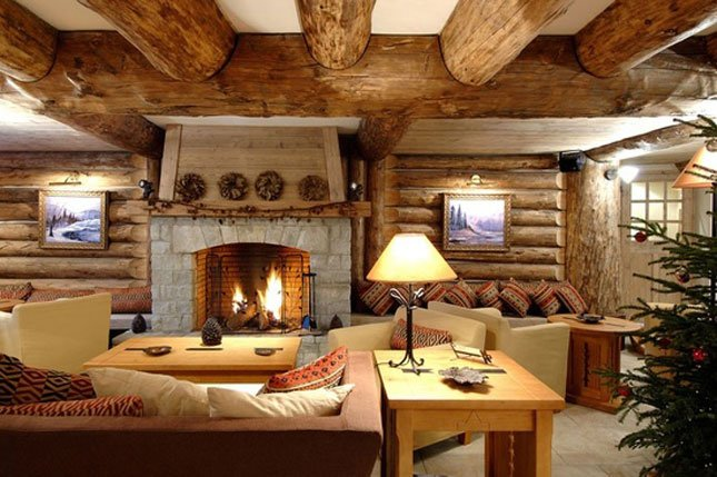 Living room sets best color for winter