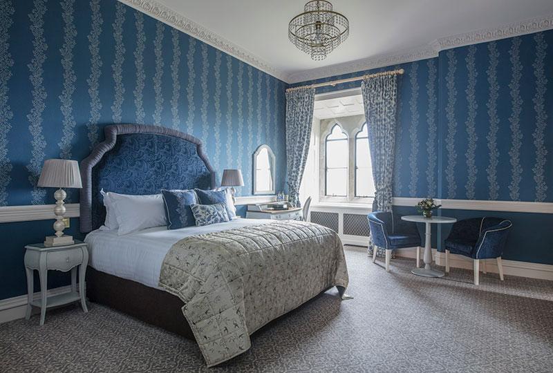 Modern Castle Bedroom