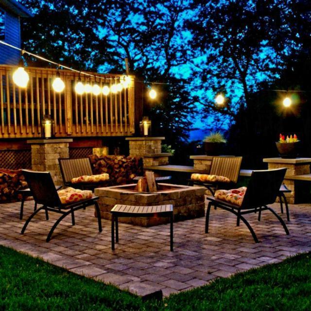 backyard cafe design ideas