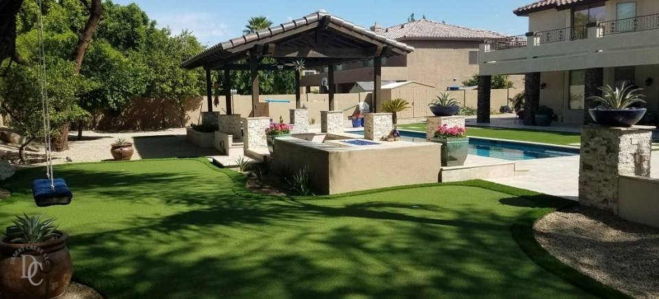 backyard landscape ideas