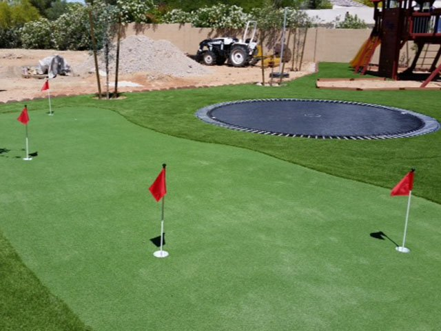 Backyard Putting Green - Some Considerations to Build ...